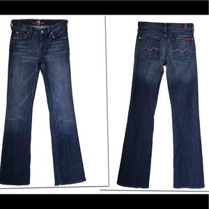 💕HP💕Seven for all mankind bootcut jeans